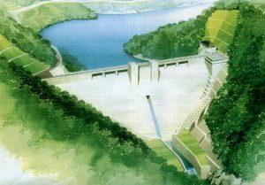奥胎内ダム